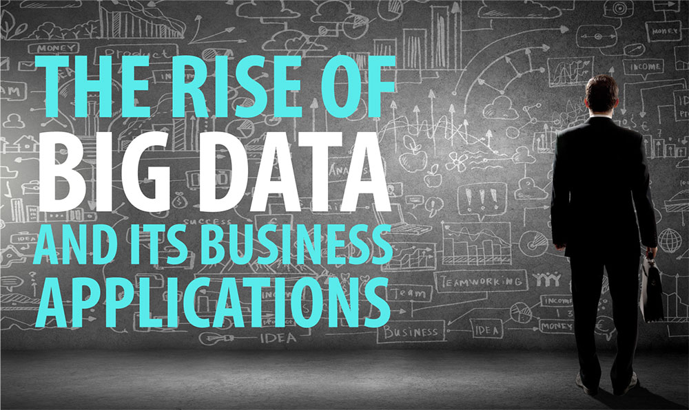 The Rise of Big Data and its Business Applications