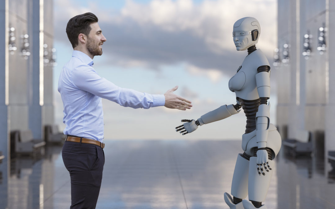 Can AI Robots Replace Humans In The Recruitment Process?