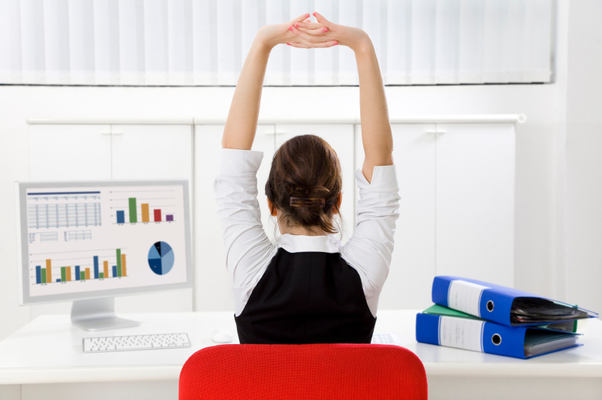 The Importance of Stretching at Work